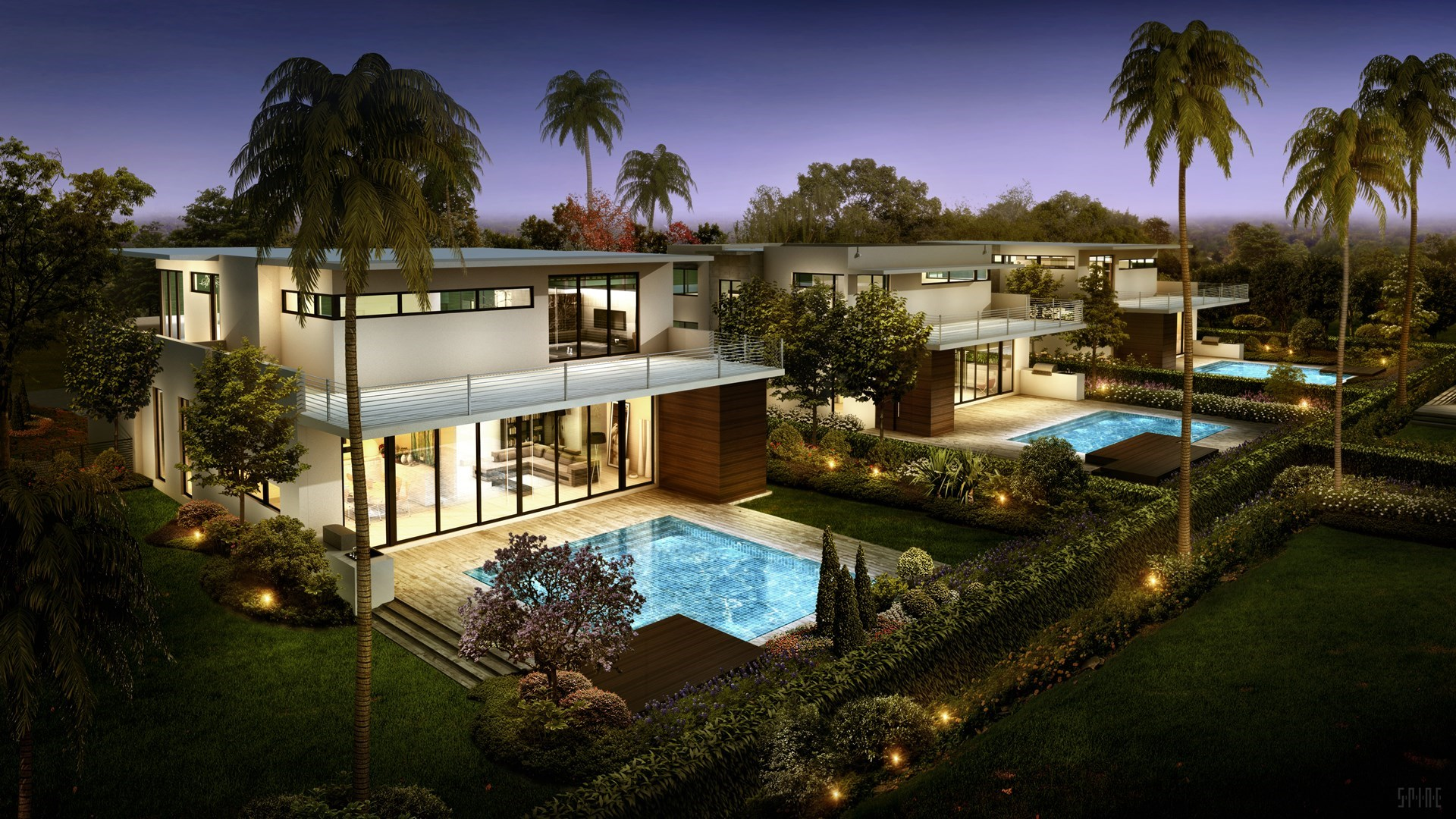 Azure Waterfront Residential Listing Miami An