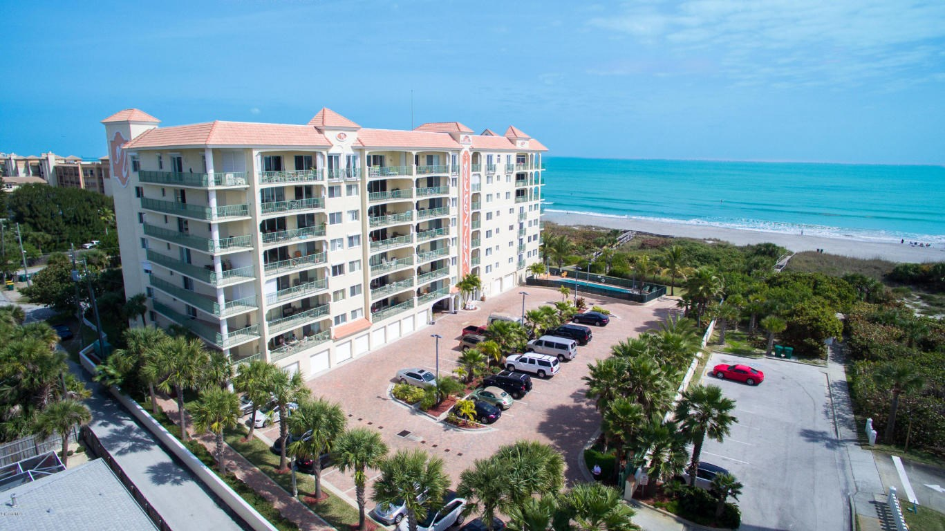 Azure Waterfront Residential Listing Ocean Front Condo